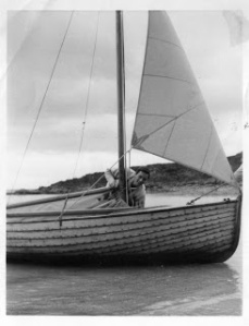 First dinghy 1960